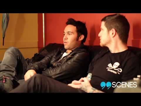 Fall Out Boy  9 Fun Facts with Fall Out Boy Pete Wentz & Andy Hurley   2013  HDHQ