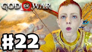 Escape from Helheim! - God of War - Gameplay Walkthrough Part 22 (God of War 4)