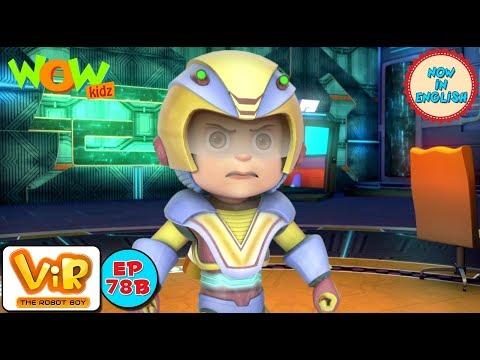 Vir: The Robot Boy - Vir ek Villain - As Seen On HungamaTV - IN ENGLISH