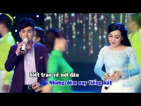Karaoke Biết Nói Gì Đây (Huỳnh Anh) Hà Vân - Đan Phương