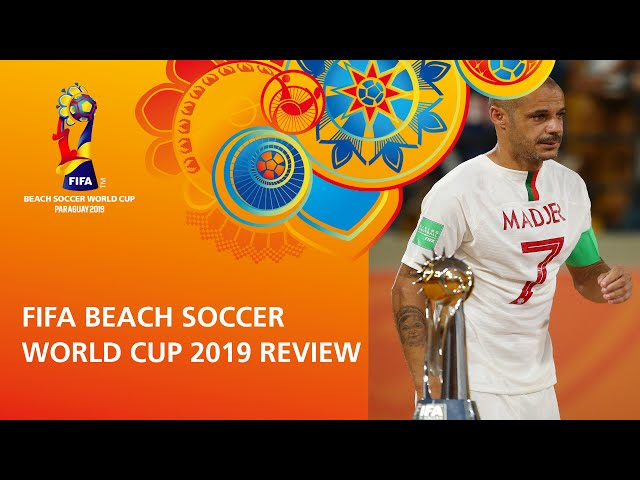 FIFA Beach Soccer World Cup 2019 Reviewed