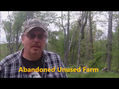 Abandoned Unused Farm Somerset Cambria County Pennsylvania