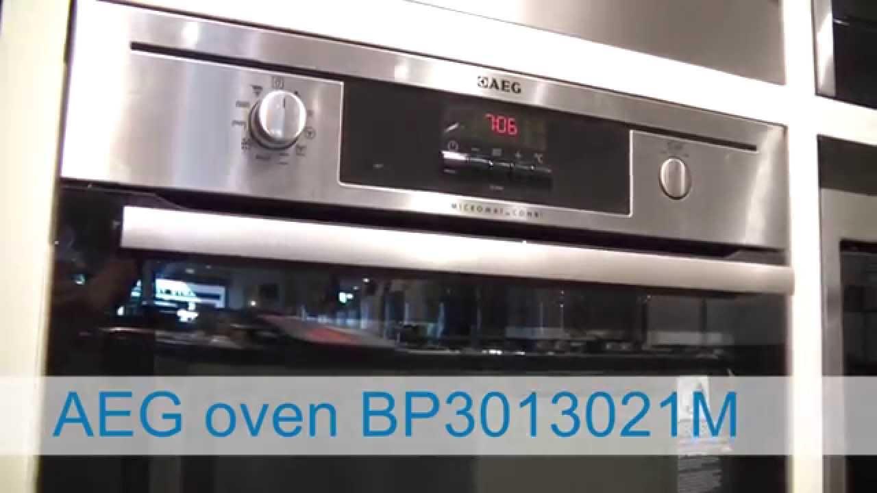 Video Aeg Inbouw Oven Bp3013021m De Schouw Witgoed Youtube