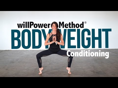 WillPower Method: A Rhythmic Fusion Of Yoga, Cardio And Bodyweight Conditioning (Full Class)
