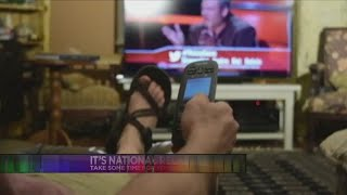 Health News - National Relaxation Day