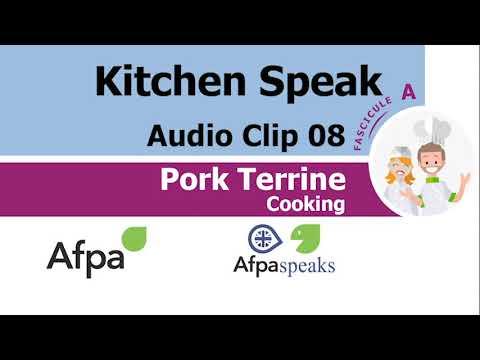 Clip 08 Cooking Pork Terrine
