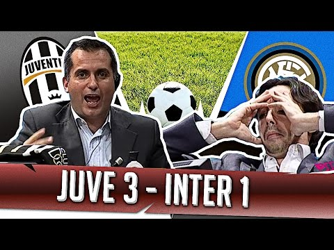 DS 7Gold - (JUVE INTER 3-1) DISASTRO INTER