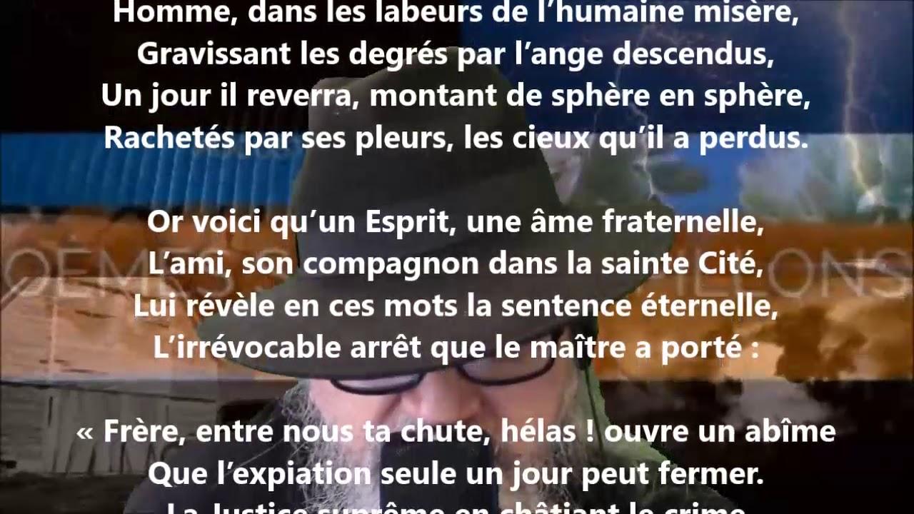 Lorigine Du Poète Auguste Lacaussade Lu Par Yvon Jean