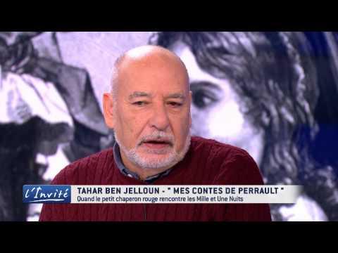 Tahar Ben Jelloun :