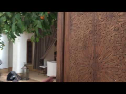 Riad for Sale in Marrakech - Quick Video Tour