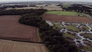 2016 Burton Constable Holiday Park Birds Eye View