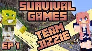 TEAM JIZZIE!   Survival Games w/LDShadowlady #1