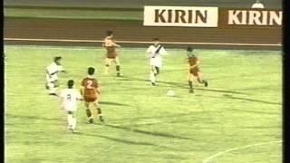 1991 (June 5) Japan 2-Vasco da Gama (Brazil) 1 (Kirin Cup) (one goal missing)
