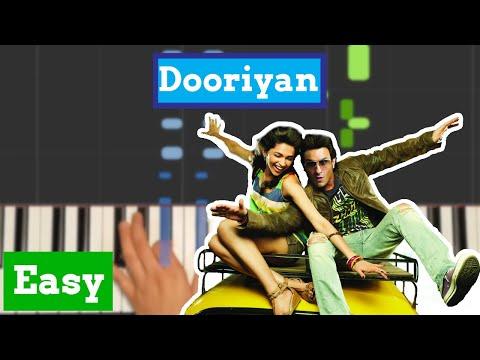 🎹-dooriyan---love-aaj-kal-(2009)-  -easy-piano-tutorial/cover