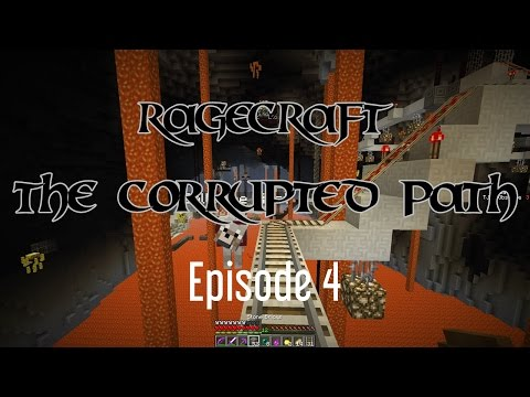 Minecraft Ragecraft 1 (Rules that Matter) - Episode 4: No Crafting For You