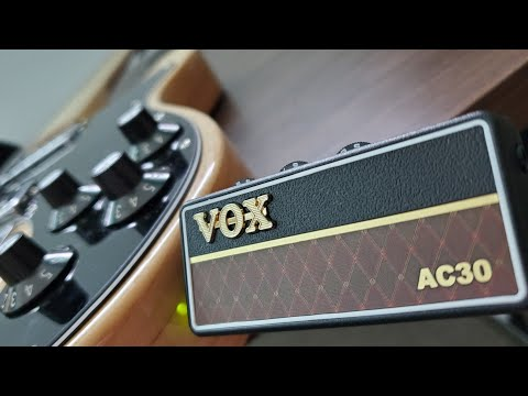 Vox AC30 amPlug2 Headphone Guitar Amplifier