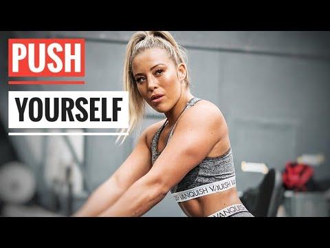 Push Yourself👊| Female Fitness Motivation 2019