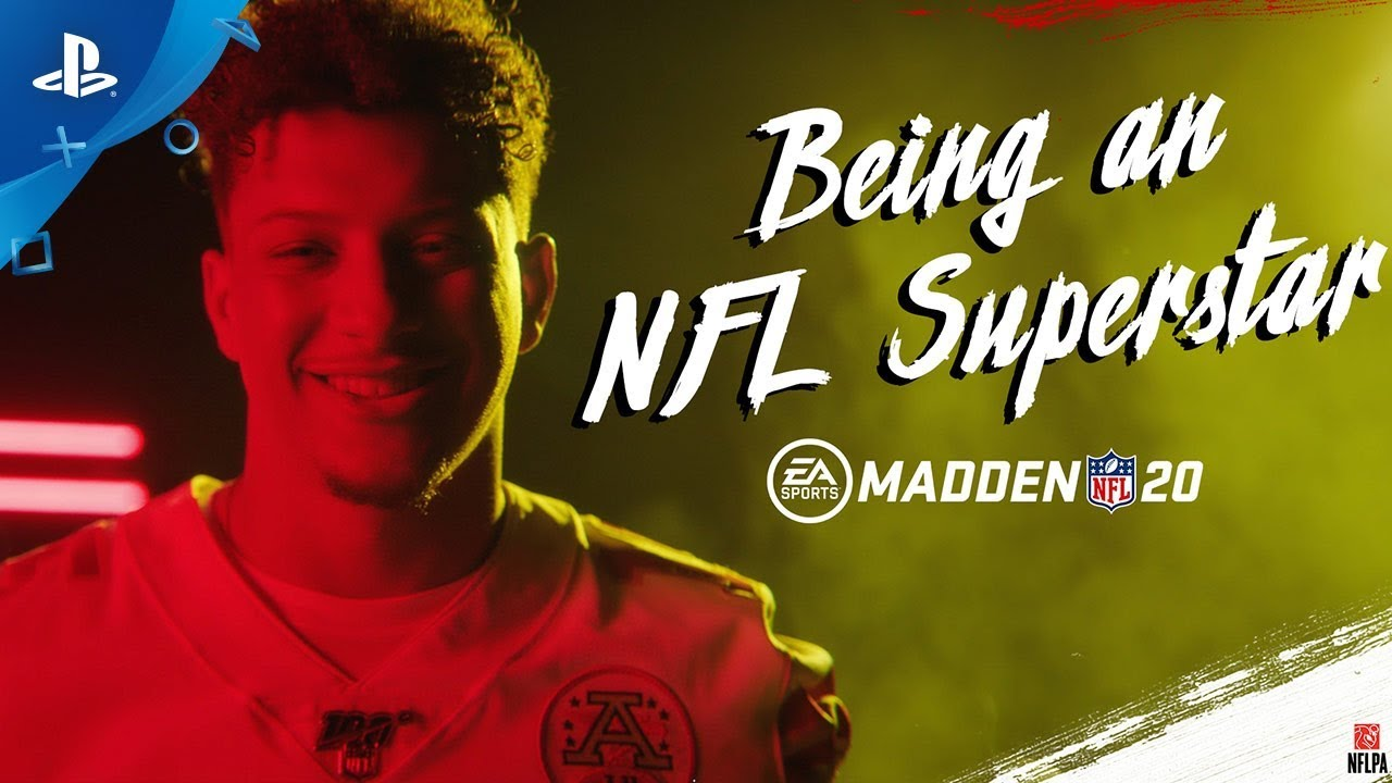 Madden NFL 20 – E3 2019: Face of the Franchise