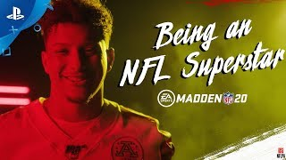 Madden NFL 20 - E3 2019 Face of the Franchise - PS4