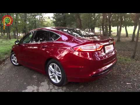 TEST   Ford Mondeo