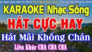 KARAOKE Liên Khúc Nhạc Sống DỄ HÁT NHẤT - Nhạc Sống Cha Cha Cha Karaoke - Lk Vó Ngựa Trên Đồi Cỏ Non