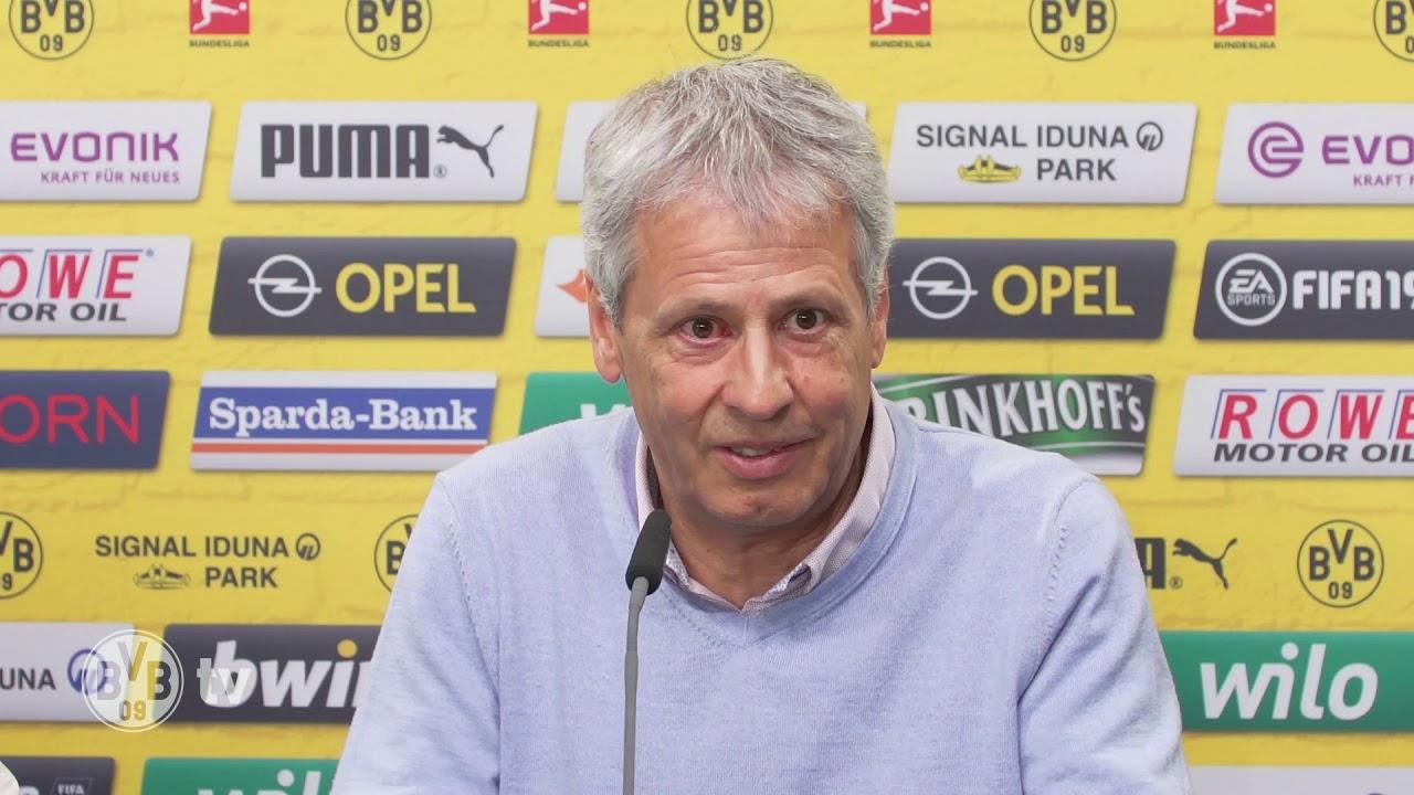 Borussia Dortmund Pressekonferenz