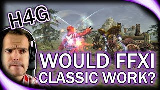 Final Fantasy XI Classic - Would it be the Same?