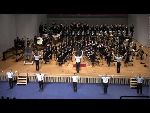 高校野球応援歌メドレー 拓殖大学紅陵高校吹奏楽部