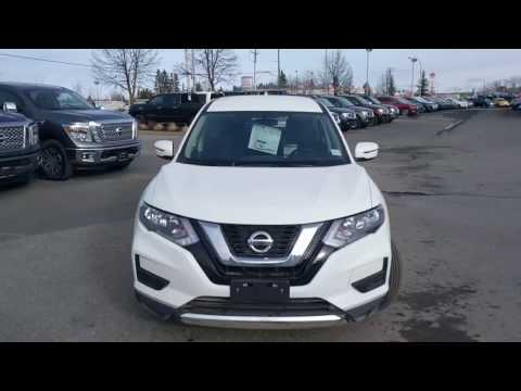 Leanne's 2017 Nissan Rogue S AWD | Heated Seats | Back up Camera | All Wheel Drive |