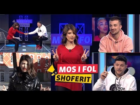 Mos I Fol Shoferit - Ermal Mamaqi Tregon Si E Bindi Ramën Të Bëhet Aktor