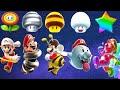 Super Mario Galaxy 2 - All Mario & Yoshi Power-Ups