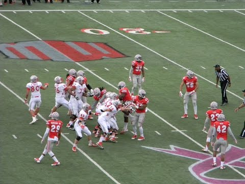 UNLV Rebel Football vs New Mexico Lobos  - Nov 1, 2014  Las Vegas