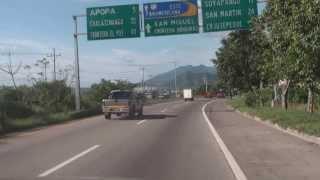 Santa Tecla  Hasta Apopa  (El Salvador)