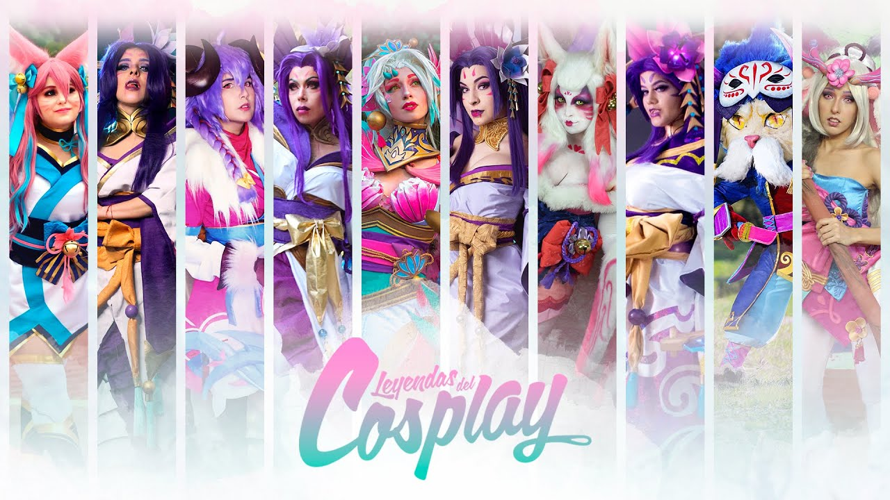 Ganadores Cosplay Flor Espiritual Clausura 2020 - entrevista con el jurado | League of Legends