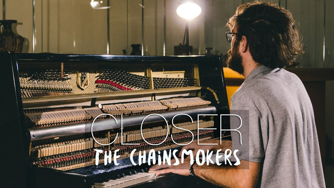 """Closer"" – The Chainsmokers (Piano Cover) – Costantino Carrara"