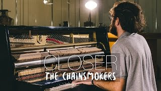 """Closer"" - The Chainsmokers (Piano Cover) - Costantino Carrara"