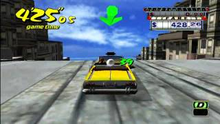 Crazy Taxi - SEGA Dreamcast Collection Trailer (360, PC)