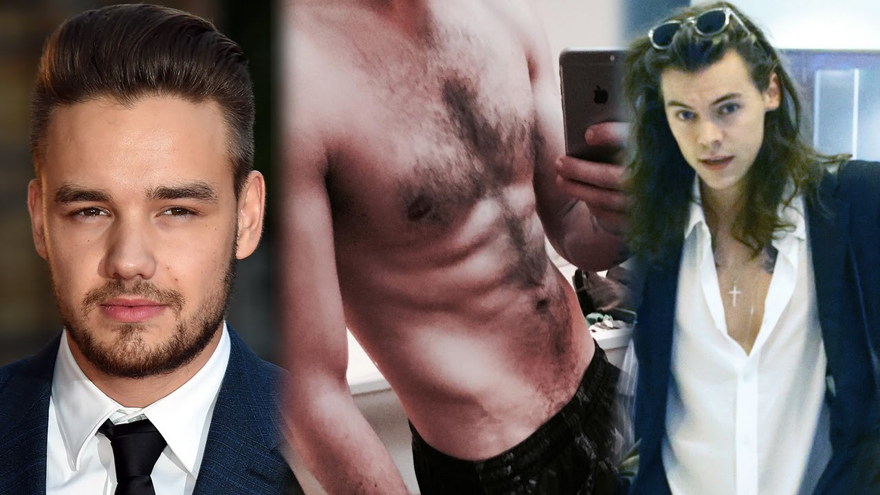 harry styles cuts his hair liam payne posts shirtless pic during 1d hiatus amp did 8409