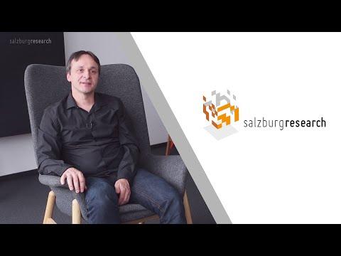 Salzburg Research Einblicke: Peter Dorfinger