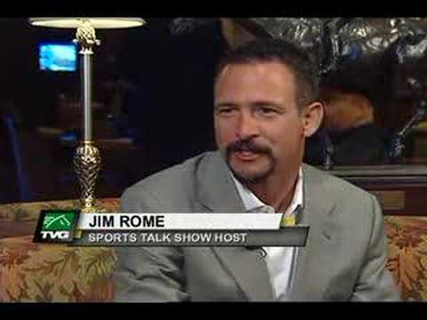 Lady Luck:  Jim Rome Interview Part 1