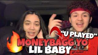 🔥Moneybagg Yo - U Played Ft Lil Baby (REACTION)❗️