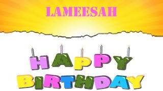 Lameesah   Wishes & Mensajes7 - Happy Birthday