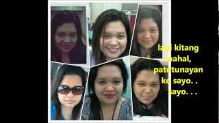 i love you female version willie revillame with lyrics