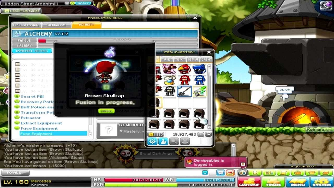 maplestory europe fastest way to get alchemy level 10 youtube rh youtube com Maple Learning Center in Tulare HTVN Online
