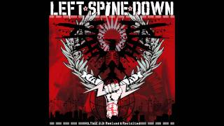 Left Spine Down - Territorial Pissing (Nirvana Cover)