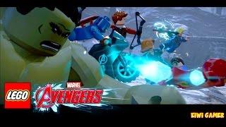 Lego Marvel's Avengers PART 1: Struck Off The List (XB1/X360/PS4/PS3)