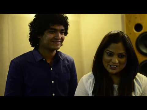 Making of Nami Danam with Richa Sharma and Anees Sabri | Music by Jaspal Moni |