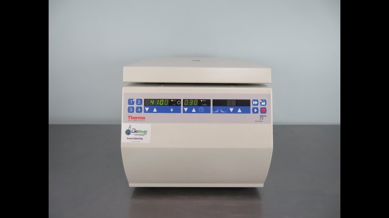 Thermo Sorvall T1 Centrifuge For Sale