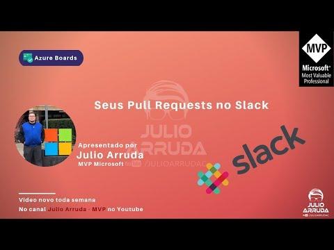 Seus Pull Requests No Slack | Azure Repos