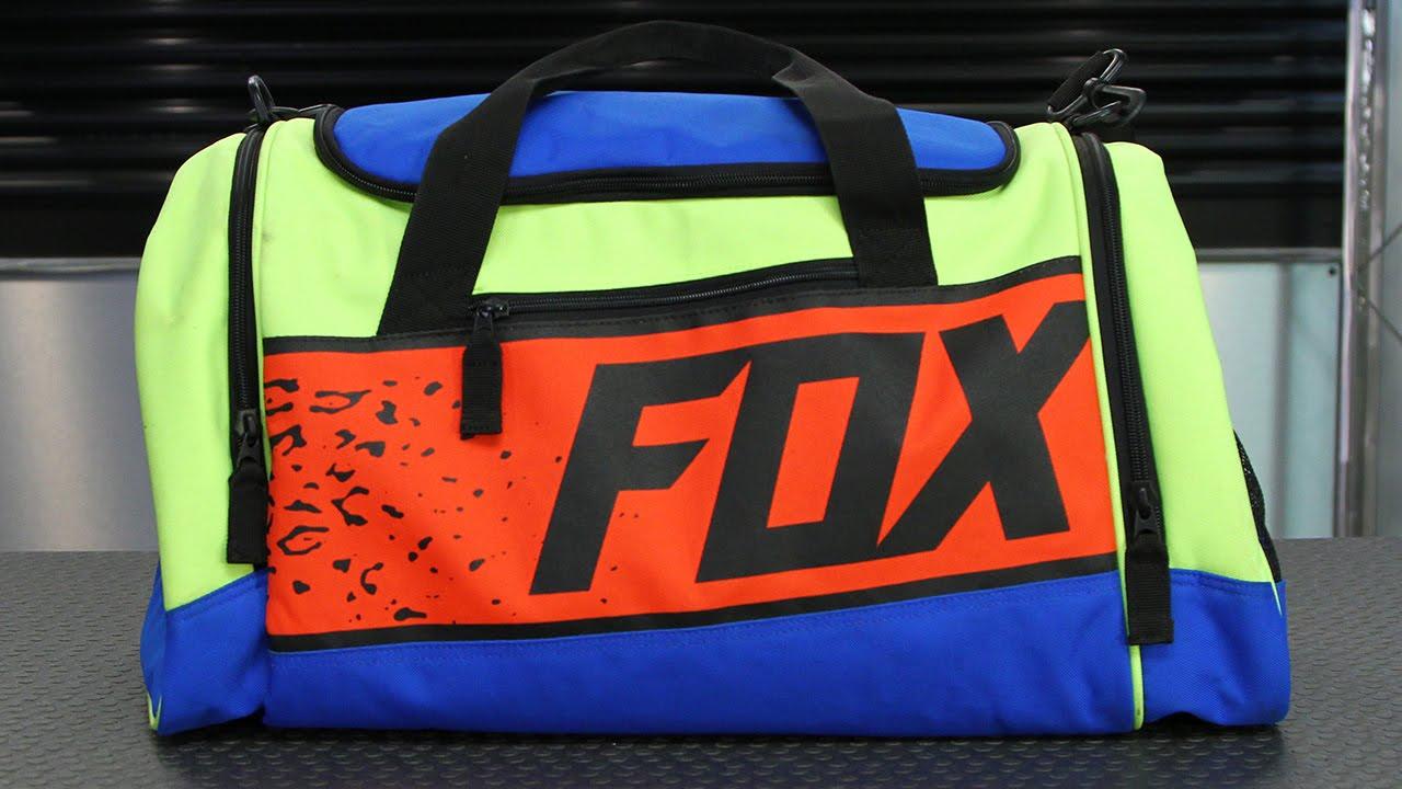 Fox Racing 180 Divizion Duffel Bag Motorcycle Super